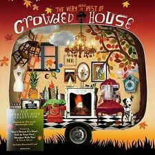 CROWDED HOUSE THE VERY BEST OF DOPPIO VINILE LP 180 GRAMMI
