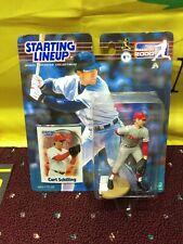 2000 Hasbro Starting Lineup SLU Curt Schilling Phillies Action Figure