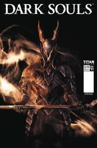 Titan Comics Dark Souls Comic Book # 1 2016 Game Art Cover A NM