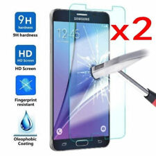2X For Samsung Galaxy J3 J2 J5 J6 J7 Pro 9H Tempered Glass Screen Protector Film