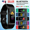Fitness Smart Watch Activity Tracker Adult Kid Heart Rate For Android iOS Phones