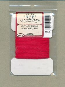 Ultra Chenille standard - red UCS056