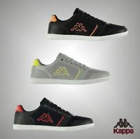 Mens Kappa Stylish Lace Up Trainers Size UK from 7 to 12
