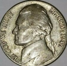 Jefferson Silver War Nickel, 1942-1945, P D S FREE SHIPPING! Spring $ale!
