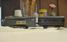 MARX 551,597 6 in. NYC TIN TENDER & LOCO DECALS VARIOUS COLOR CLEAR WATER 2/SET