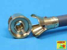 Muzzle brake for 8,8cm KwK 36/KwK 43 TIGER/KING TIGER early barrel #16L08 ABER