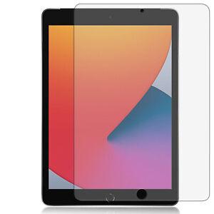 """2x HD Klar Display Schutzfolie Apple iPad 7 /8 10.2"""" 2019/2020 Transparent Folie"""