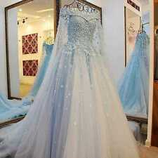 2017 New Quinceanera dresses Sweetheart Long Pageant Party Prom dress Ball gown