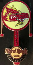 Hard Rock Cafe HOLLYWOOD 2012 Chinese New Year PIN Dragon Noise Maker HRC #64668