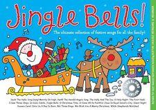 Music For Kids Christmas Songs Lyrics Ukulele Recorder Sing Music Book & CD