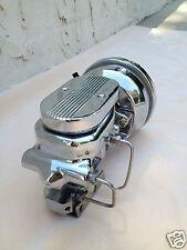 64 65 66 Mustang chrome brake booster & master cylinder w/ 4 wheel disc valve