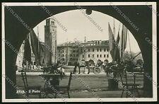 Trento Riva cartolina fotografica 157 SZN