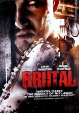 Brutal (New DVD 2007 WS) HORROR Jeffrey Combs Michael Berryman *Free Ship!