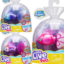 Little Live Pets Lil Dippers - Fish water activated unboxing - In Stock!