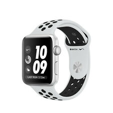 Apple Watch Series 3 Nike 42mm GPS + 4G Silver + Pure Platinum Band + WARRANTY
