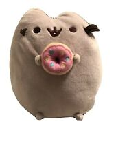 Gund Pusheen DONUT 9-Inch Plush Cat Kitty Stuffed Animal Toy