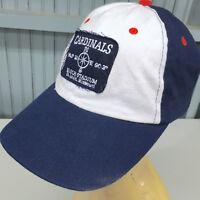 St. Louis Cardinals Retro Busch Stadium Baseball Cap Hat Strapback