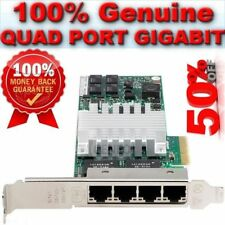 436431-001 435506-003 HP PROLIANT NC364T PCI-E de cuatro puertos Gigabit Server Adapter