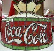 "Coca-Cola Hanging / Lamp Shade (12"" Diameter) - BRAND NEW"