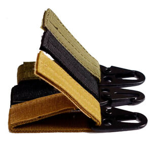 Quick Release Clip for Molle Tactical Vest