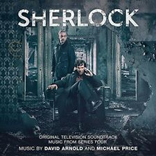 OST-ORIGINAL SOUNDTRACK TV/ARNOLD,DAVID/PRICE,MICHAEL - SHERLOCK 4    2 CD NEW+