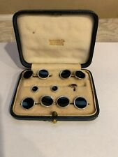 1900's Krementz For Tiffany & Co 14k Yellow Gold Cufflinks  Very Rare