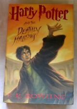 Harry Potter and The Deathly Hallows by J.K. Rowling Hardcover