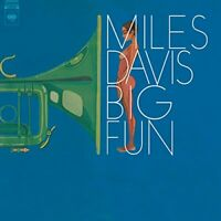 Miles Davis - Big Fun (Gatefold sleeve) [180 gm 2LP vinyl]