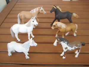 Schleich - Pferde Sammlung