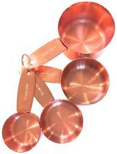 Copper Measuring Cups For Your Rustic  Farmhouse Kitchen Decor, Superior