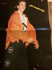 Joey McIntyre, New Kids on the Block, Double Two Page Centerfold Poster