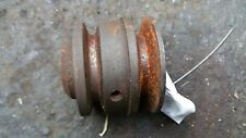 Ariens Engine Double Pulley  for 1951 turner