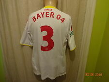 "Bayer 04 Leverkusen Adidas Formotion Matchworn Trikot ""WERKSELF"" + Nr.3 Gr.L"