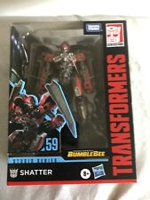 Transformers Shatter  59 Studio Series Deluxe Brand New And Sealed