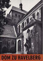 Dom zu Havelberg, Tausend Jahre Dombaugeschichte / Chronik