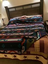 New listing Absolutely beautiful king-size Pendleton Blanket, used, but excellent condition.