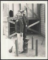 1928 Original Silent Film Stamped Doubleweight Photo Baby Mine George K. Arthur