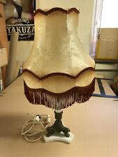 Antike Tischleuchte Schreibtischlampe Schreibtisch-Leuchte
