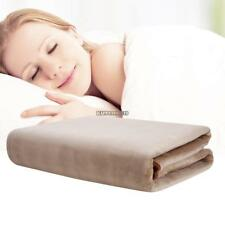Electric-Blanket-Heated-Under-Luxury-Single-Double-King-Size-Bed 125 x 150cm