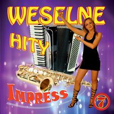 Impress - Weselne Hity 7 (CD) Disco Polo NEW