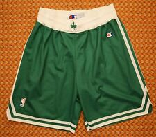 Boston Celtics, Vintage NBA shorts by Champion, Mens XL