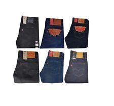 Genuine LEVIS 511 Men's Slim Fit Jeans trousers 28 30 31 32 34 36 38