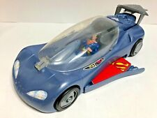 1995 Hasbro Kenner Superman Man of Steel Matrix Conversion Coupe w/action figure