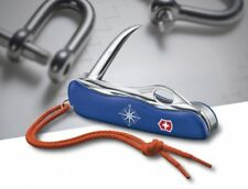 VICTORINOX SKIPPER Pro FEDERALE manilles ouvre-Voile couteau escamotable couteau Bateau