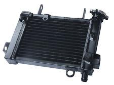 Aluminium Racing Radiator For Honda CBR125 CBR125R 2003-2009 Black