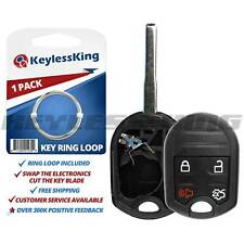 Fits 2011 2012 2013 2014 2015 2016 Ford Fiesta Remote Key Shell Case CWTWB1U793