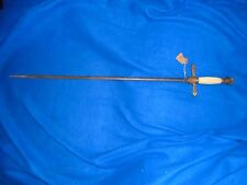 BELIEVED TO BE AUTHENTIC EARLY 1860'S MILITIA NCO SWORD
