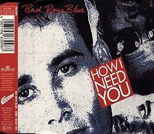 Bad Boys Blue How I need you (1990) [Maxi-CD]