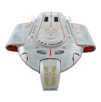 EAGLEMOSS STAR TREK USS Defiant NX-74205 XL MEGA RARE