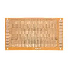 DIY PCB Prototype Solderable Copper Veroboard Stripboard 90mmx150mm CT Q7O7